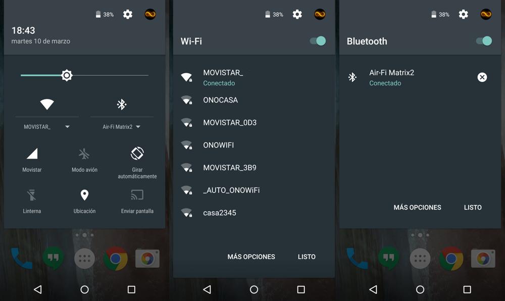 sistema Android 5.1